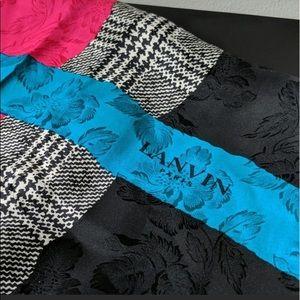 Lanvin authentic females scarf